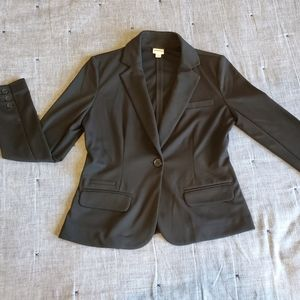 NWOT Fitted Cropped Blazer